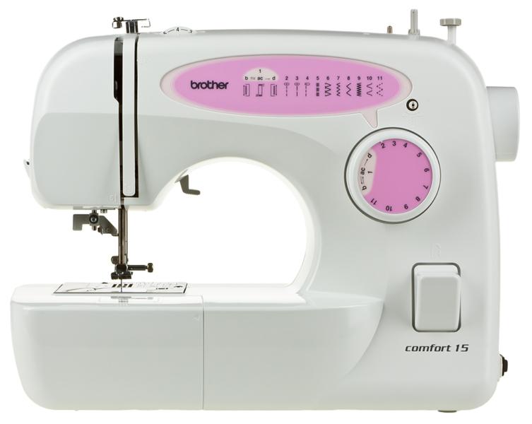 Вrother Comfort 15 – швейная машина для обработки трикотажных и эластичных тканей