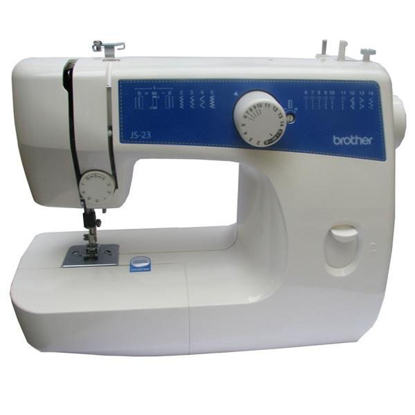 Вrother Js 23 – швейная машина с вертикальным типом челнока