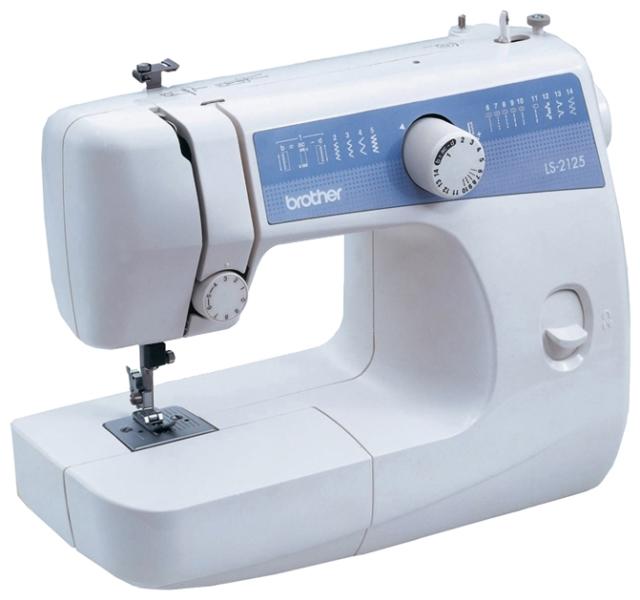 Вrother Ls 2125 – швейная машина с набором базовых функций