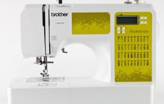 Обзор 10 лучших швейных машин Вrother
