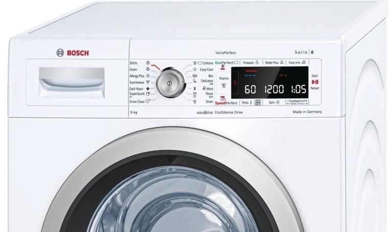 WAW 32540 – лучшая стиральная машина бош немецкой сборки