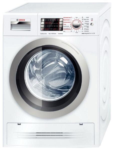 WVH 28442 – лучшая стиральная машина бош с сушкой