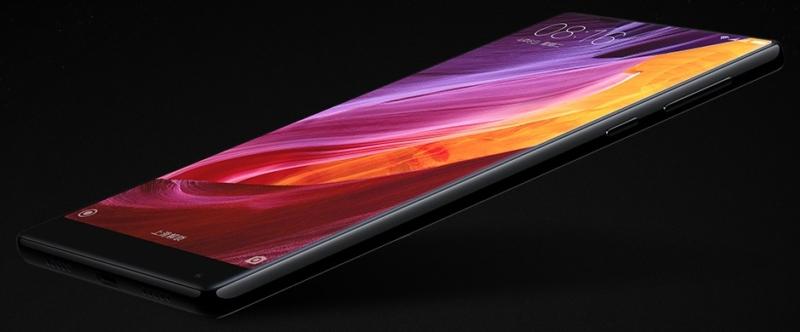 Xiaomi Mi MIX – лучший безрамочный телефон
