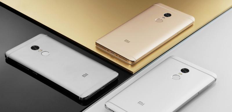 Функции Xiaomi Redmi 4 Pro (gold)