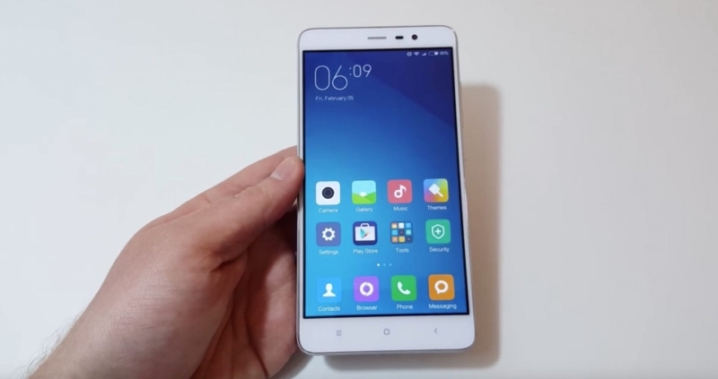 Комплектация Xiaomi Redmi Note 3 Pro