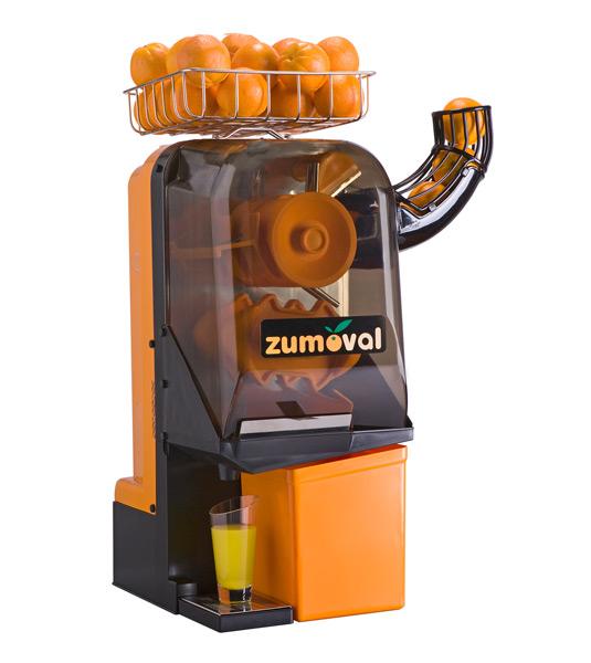 Zumoval Minimax 15 – лучшая автоматическая соковыжималка для цитрусовых