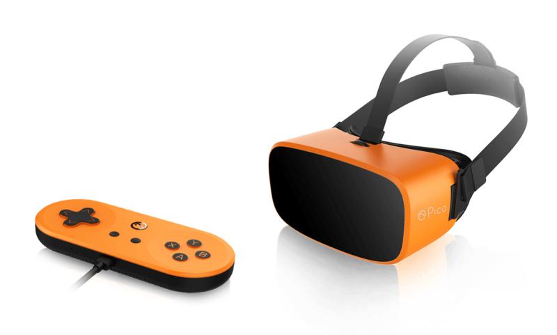 Лучшие автономные очки виртуальной реальности
