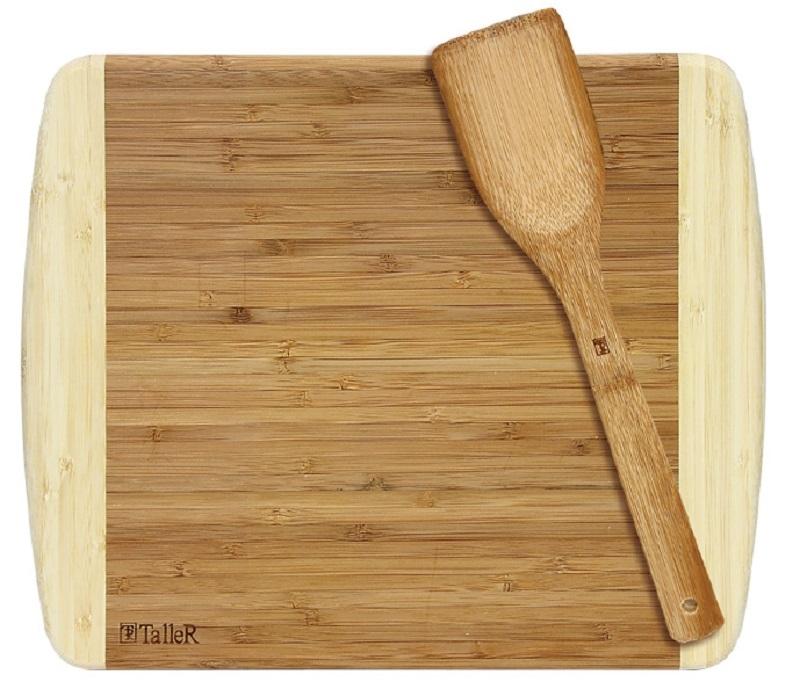 Лучшая разделочная доска из бамбука