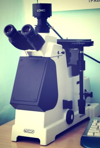 Лучший демонстрационный микроскоп