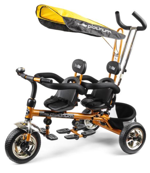 Лучший детский велосипед для двойни