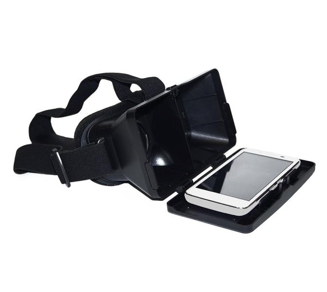 Лучшие очки виртуальной реальности с джойстиками