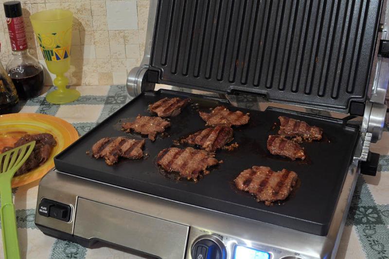 Лучший электрогриль для гамбургеров
