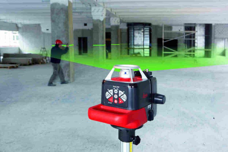 Лучший лазерный нивелир