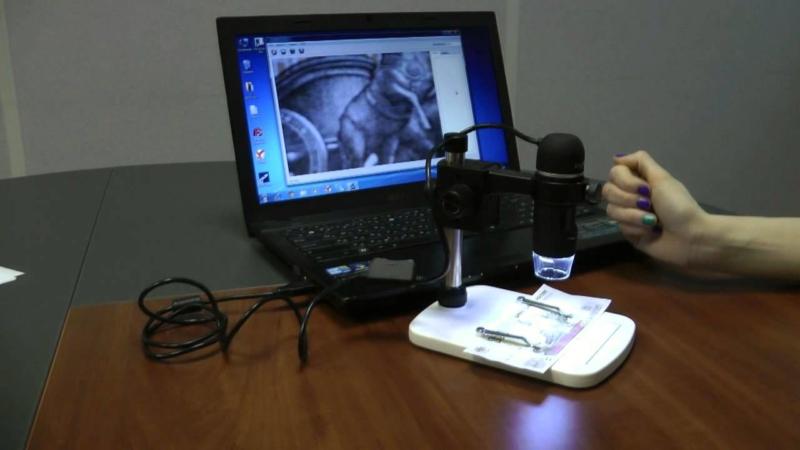 Лучший технический микроскоп