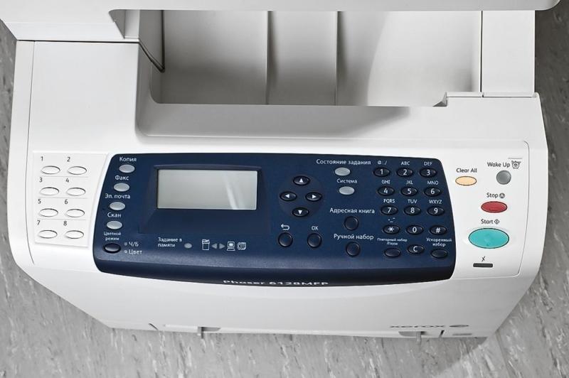 МФУ XeroxPhaser 6128 MFP
