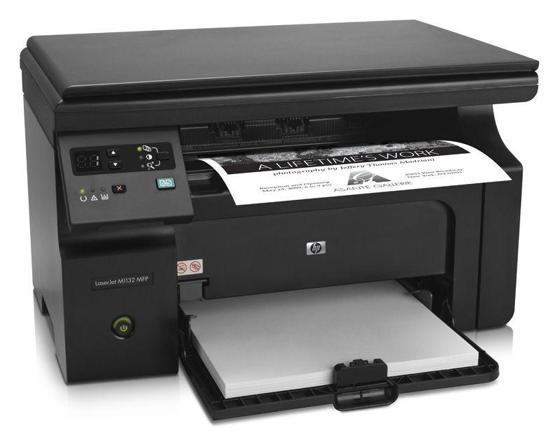 МФУ HP LaserJet Pro M132a
