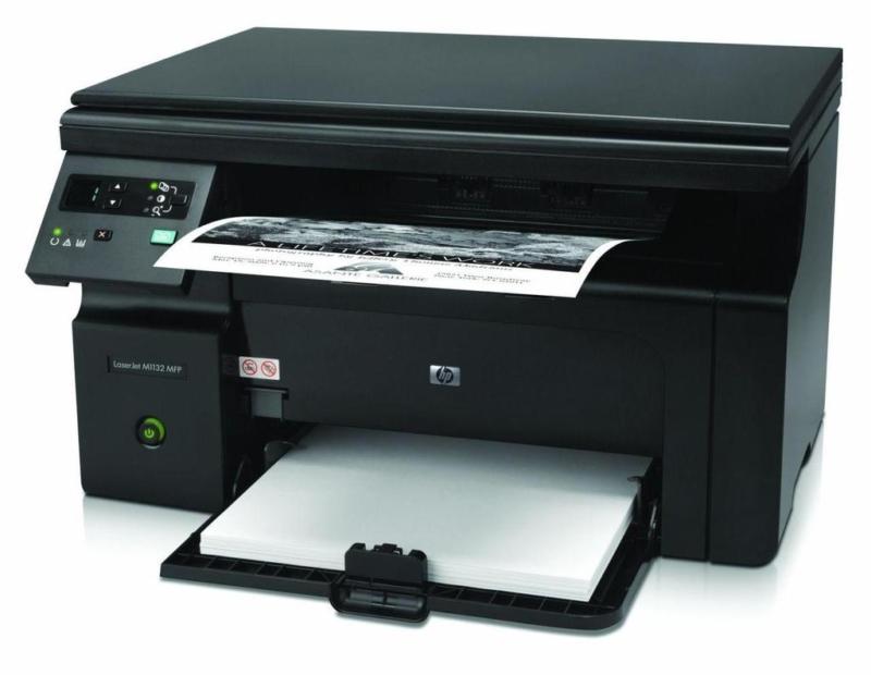 Недостатки HP LaserJet Pro M132a