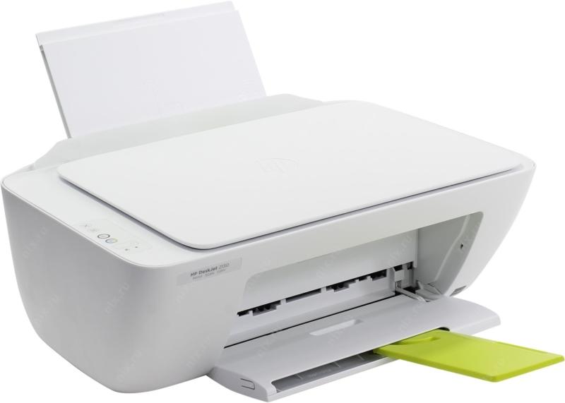 Характеристики многофункционального устройства HP Deskjet 2130
