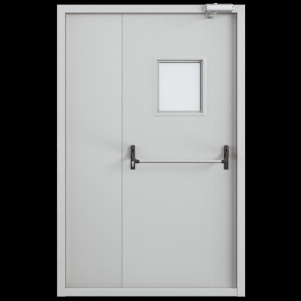 2ДП-1С – лучшие металлические двери для технических помещений