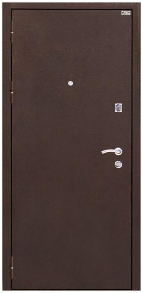 Арма Стандарт-1 – лучшие металлические двери для частного дома