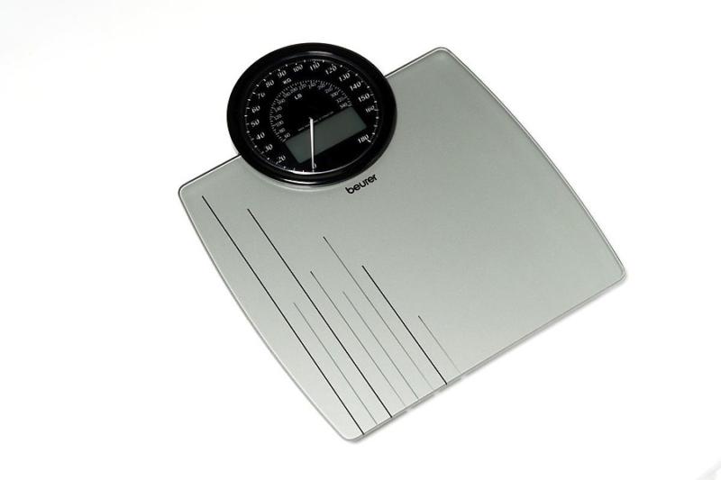 BEURER GS58 – лучшие напольные весы с подсветкой дисплея