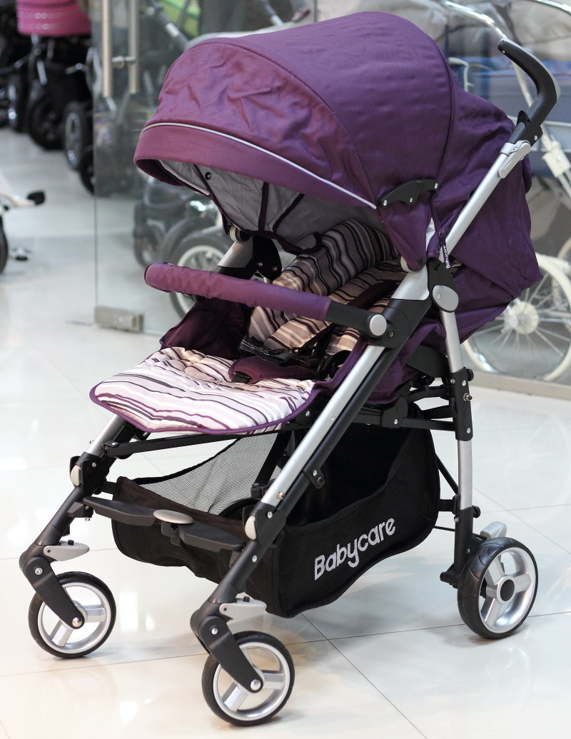 Плюсы Baby Care GT4