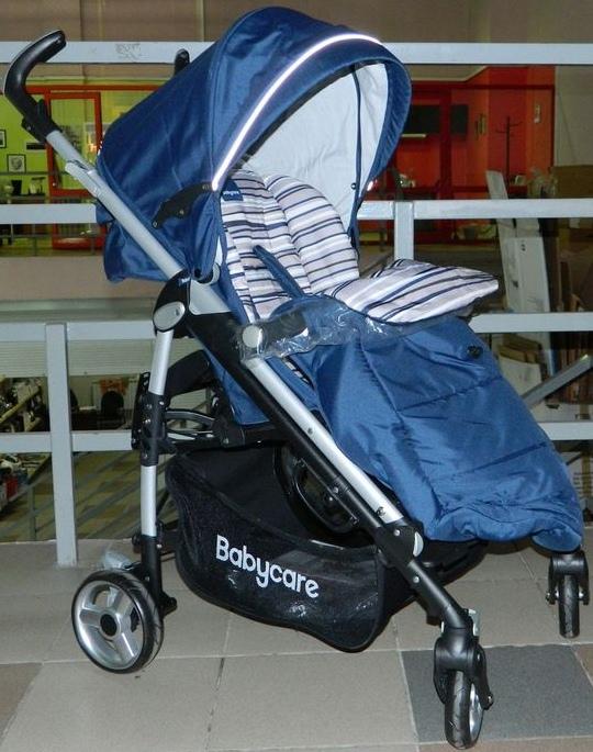 Минусы Baby Care GT4