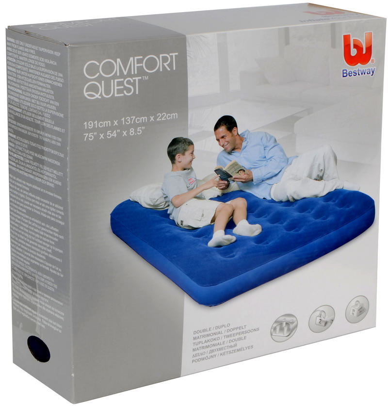 Плюсы «Comfort Quest»