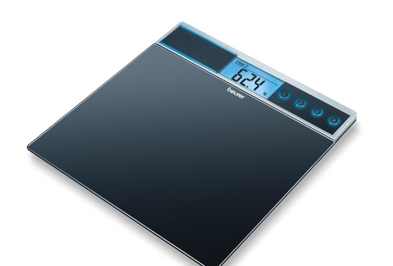 Beurer GS 39 – лучшие говорящие напольные весы