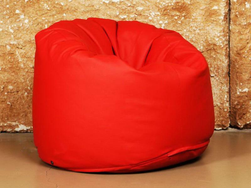 Бин Бэг Comfort Vella Red – лучшее кресло-мешок бин-бег