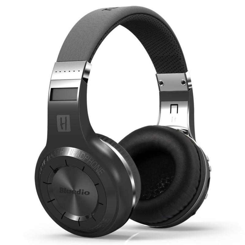 Bluedio H Hurricane H-Turbine Bluetooth 4.1 Headphone – лучшие беспроводные наушники для компьютера