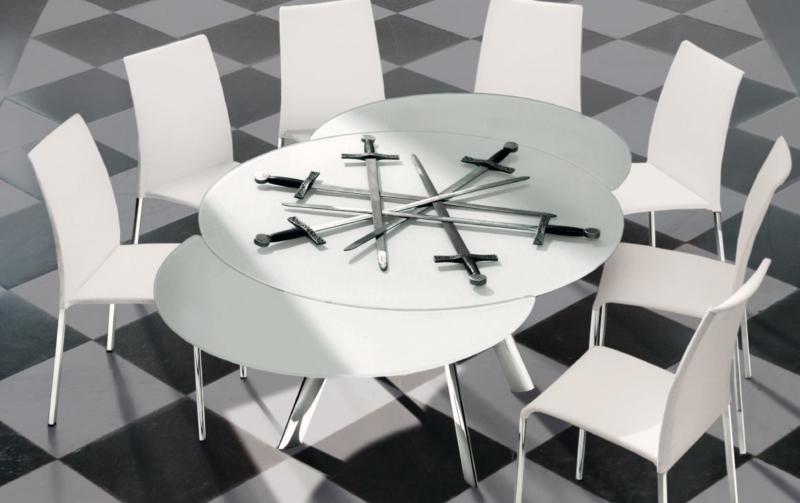 Bontempi GIRO – лучший стол-трансформер для гостиной