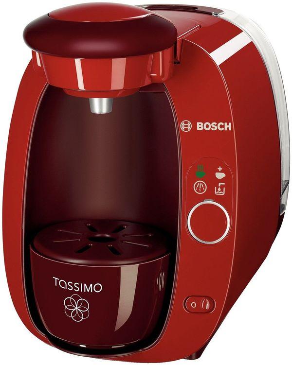 Плюсы Bosch TAS 4011 EE Tassimo