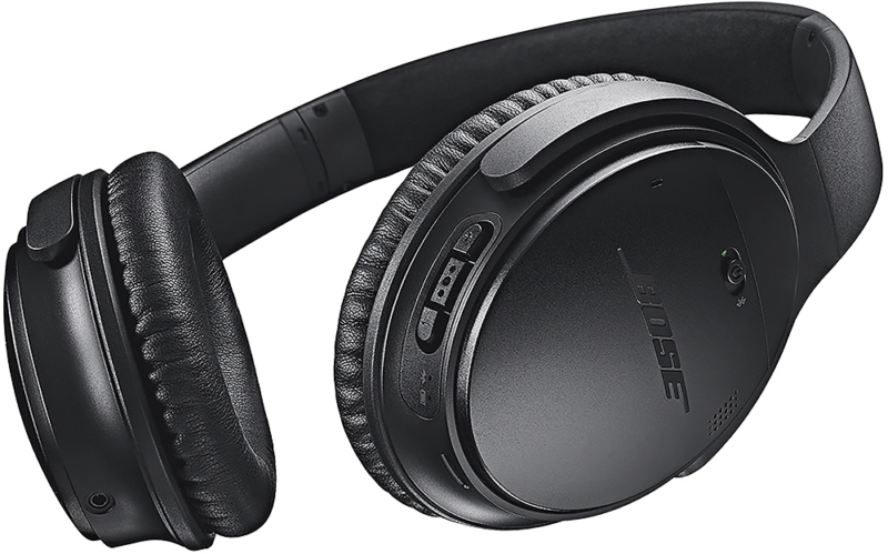 Плюсы Bose QuietComfort 35