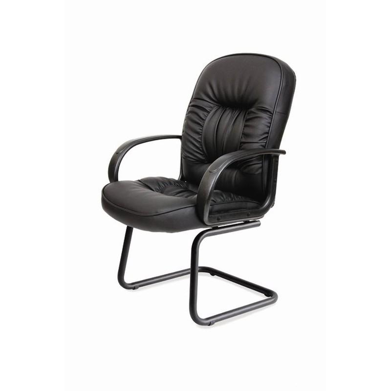 CHAIRMAN CH 416 V – лучшее кресло для компьютера без колесиков