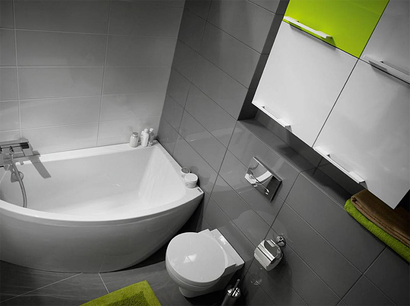 Cersanit Nano – лучшая акриловая ванна на ножках