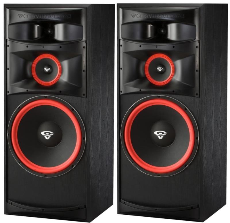 Cerwin-Vega XLS-15 – лучшая напольная акустическая система