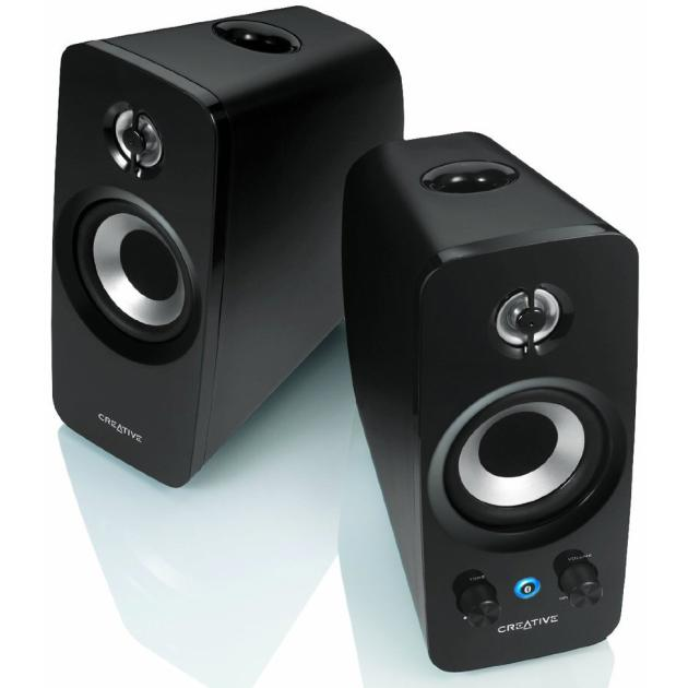 Плюсы Creative T15 Wireless