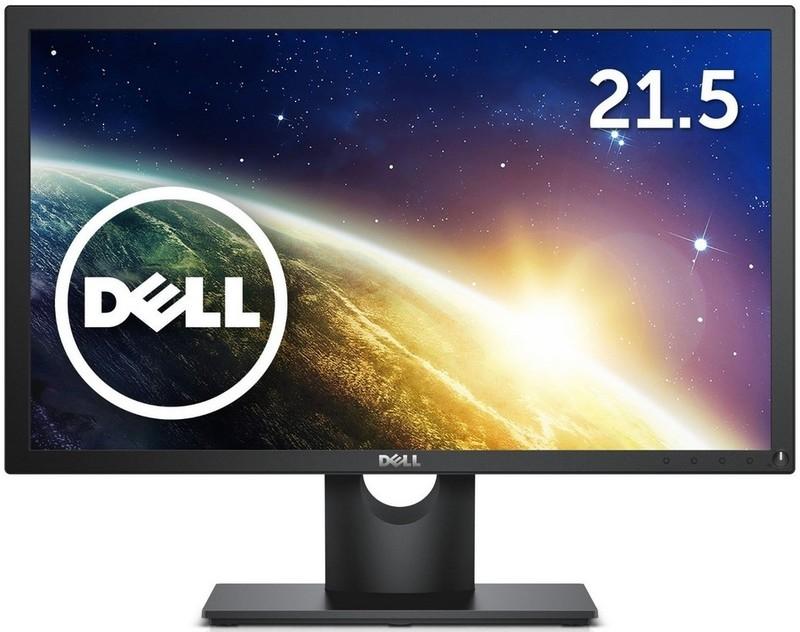 Dell E2216H – монитор с хорошей четкостью