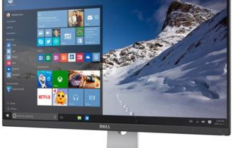 Обзор 10 лучших мониторов Dell