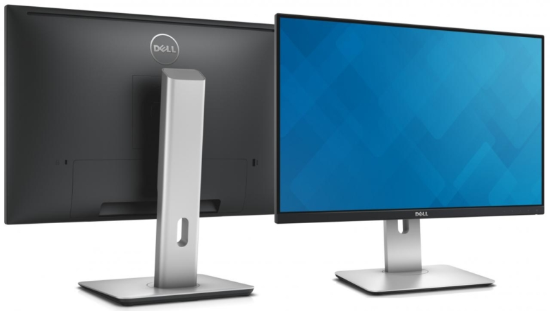 Dell U2415 – самые тонкие рамки