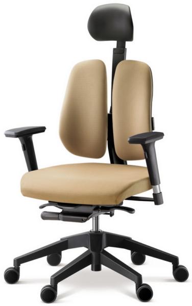 Duorest Alpha 30H – лучшее анатомическое кресло для компьютера