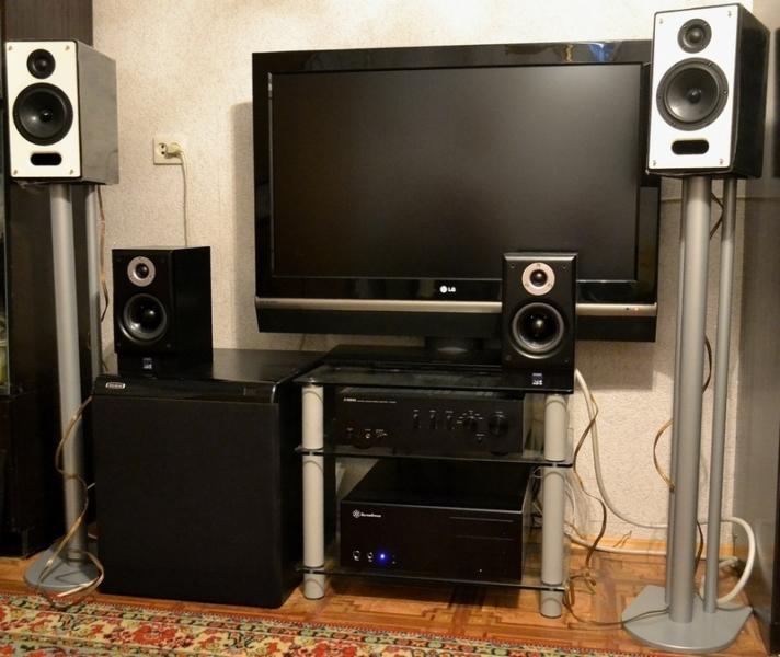 Edifier S2000 – лучшая акустическая система для компьютера