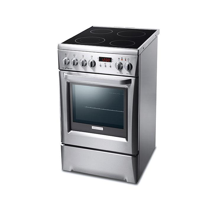 Electrolux EKD 513502 X – лучшая индукционная плита с духовым шкафом
