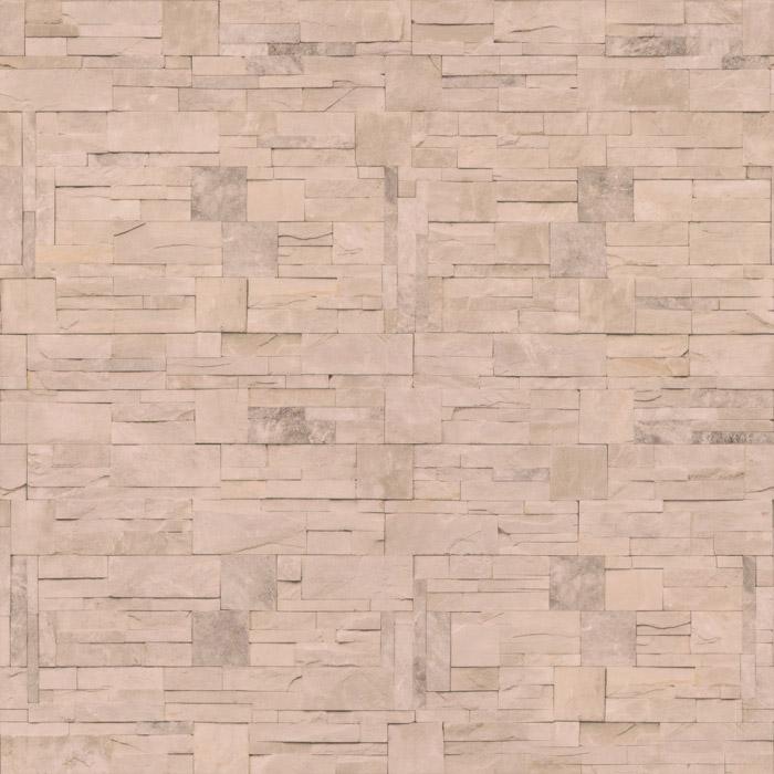 Благодаря узору, который наносится на всю толщину покрытия, можно недорого и качественно настелить пол большой площади.