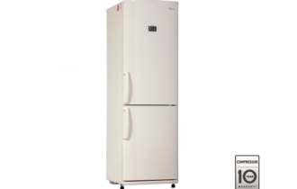 Обзор холодильника LG GA-B409UEQA