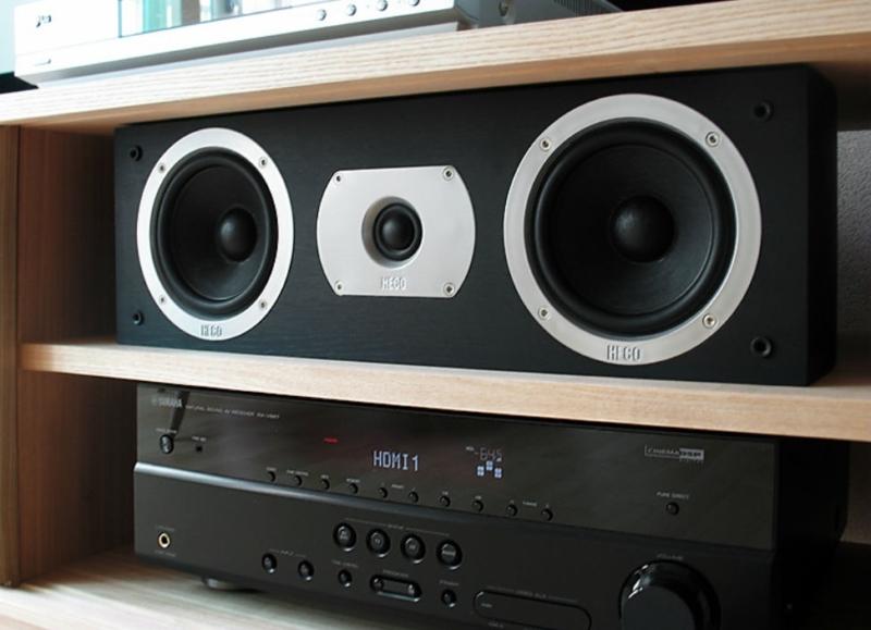 HECO Victa Prime Center 102 – лучшая акустическая система для дома