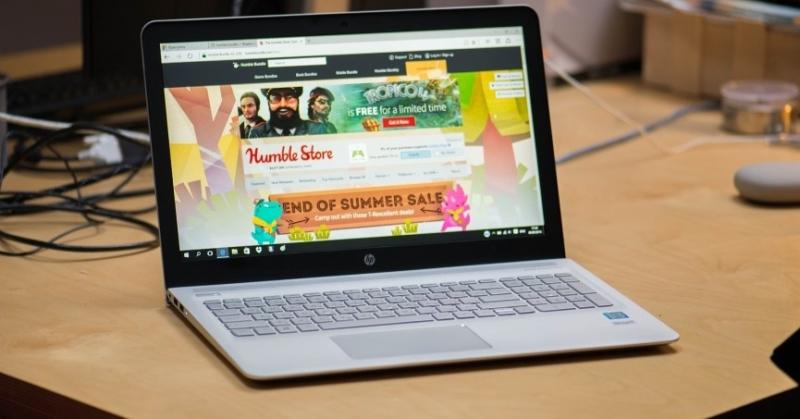 HP ENVY 15-as006ur – лучший ноутбук без дисковода