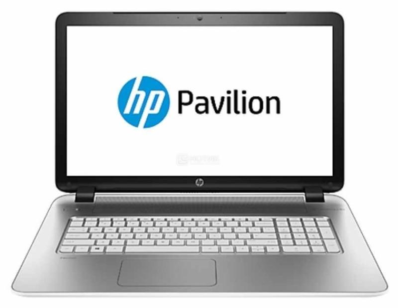 HP Notebook 17-x013ur – лучший ноутбук с 8Гб оперативной памяти