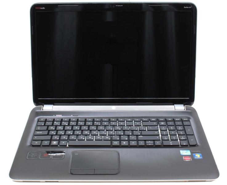 HP Pavilion DV7-6053er – лучший восьмиядерный ноутбук